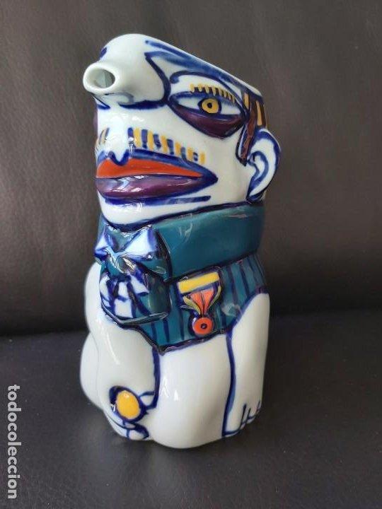 Antigüedades: Jarra Vicios Castro Gabarolarse.Diseño de Isaac Diaz Pardo - Foto 14 - 209094606