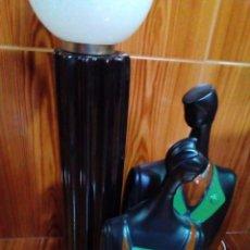 Antigüedades: LAMPARA EXCLUSIVA Y MUY ORIGINAL. Lote 209094676
