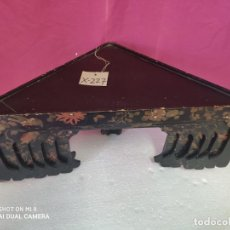 Antigüedades: BANDEJA EN FORMA DE MESA - XXX 227. Lote 43018547