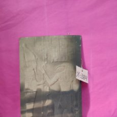 Antigüedades: CERÁMICA CON MOTIVOS EGIPCIOS - XXX 384. Lote 43026211