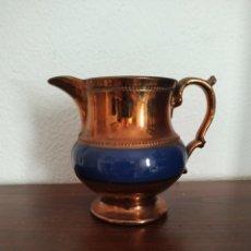 Antigüedades: JARRA DE BRISTOL SIGLO XIX. Lote 209157708