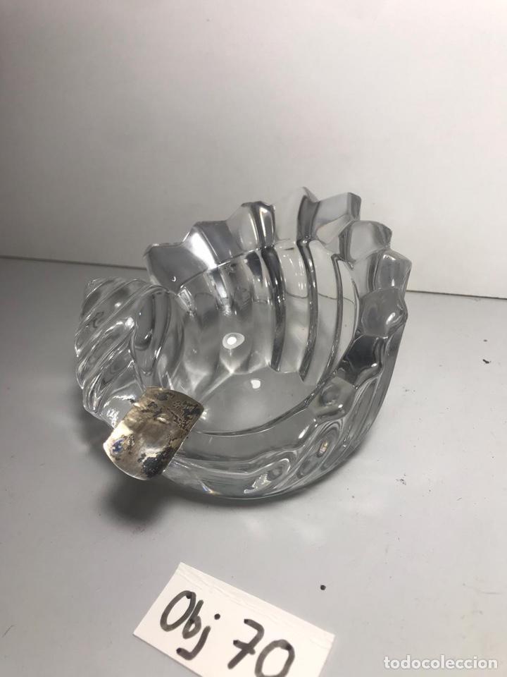 Antigüedades: Cenicero de cristal de murano - Foto 3 - 209160152