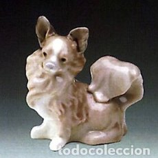 """Antigüedades: REF: 01004749 """"PERRITO MARIPOSA"""" LLADRÓ. Lote 209163821"""