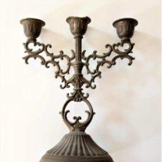 Antigüedades: CANDELABRO. Lote 209177521