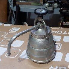 Antigüedades: ORIGINAL CAFETERA ITALIANA COM BRAZO PRENSA ELÉCTRICA LEER DESCRIPCIÓN. Lote 209185235
