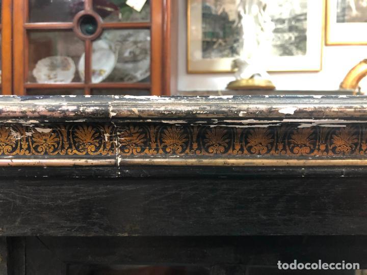 Antigüedades: VITRINA DE COLGAR INGLESA VICTORIANA SIGLO XIX - MEDIDA 90X60X35 CM - Foto 4 - 209236942