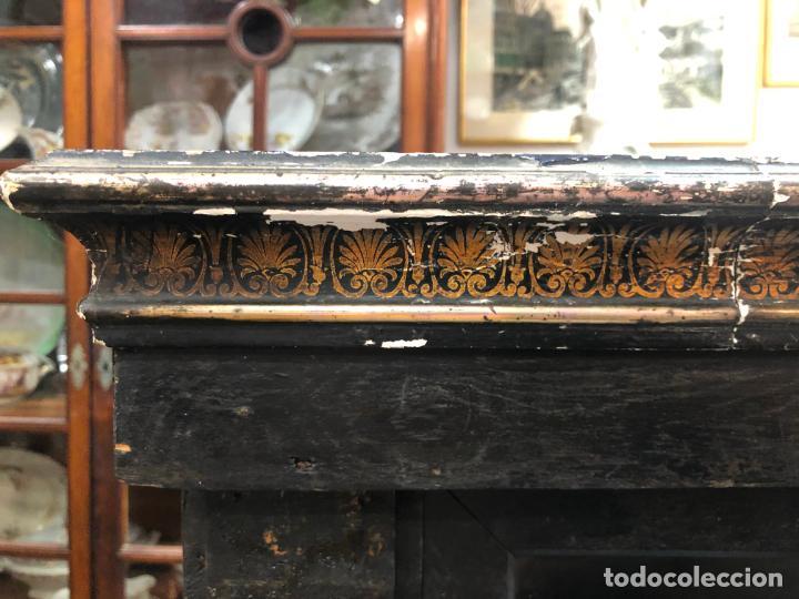 Antigüedades: VITRINA DE COLGAR INGLESA VICTORIANA SIGLO XIX - MEDIDA 90X60X35 CM - Foto 6 - 209236942