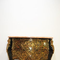 Antigüedades: CÓMODA ANTIGUA ESTILO NAPOLEÓN III. Lote 209255683