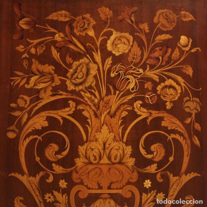 Antigüedades: Cómoda francesa en madera con incrustaciones - Foto 9 - 209312060