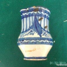 Antigüedades: JARRA LAÑADA. Lote 209325042