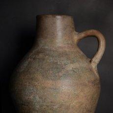 Antigüedades: ANTIGUO CANTARO DE ESTELLA NAVARRA. Lote 209560255