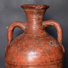 Antigüedades: ANTIGUO CANTARO DE TERUEL GEA DE ABARRACIN. Lote 209569056