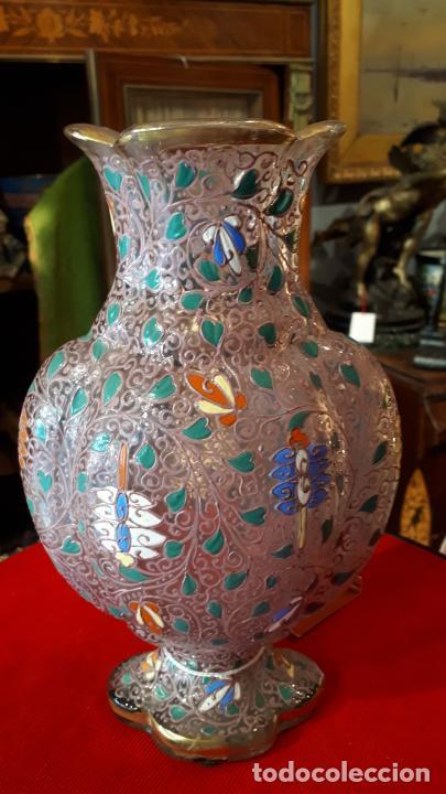Antigüedades: CRISTAL DE BOHEMIA. SIGLO XIX - Foto 3 - 209593038