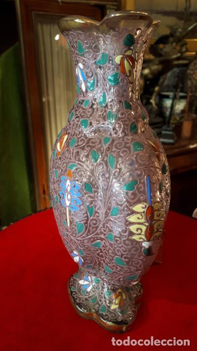 Antigüedades: CRISTAL DE BOHEMIA. SIGLO XIX - Foto 8 - 209593038
