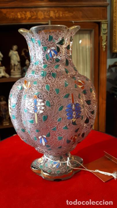 CRISTAL DE BOHEMIA. SIGLO XIX (Antigüedades - Cristal y Vidrio - Bohemia)