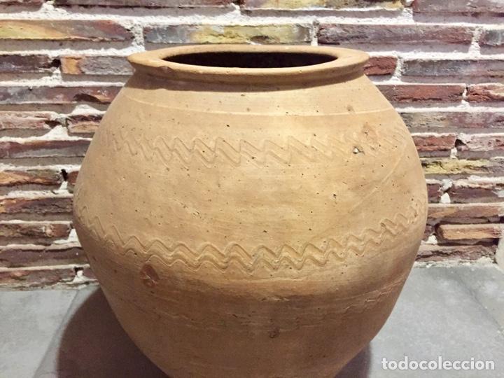Antigüedades: Tinaja aragonesa, posiblemente zona de la comarca de Gudar. - Foto 2 - 209672328