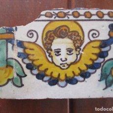 Antigüedades: AZULEJO SIGLO XVI (TRIANA). Lote 209677036