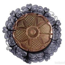 Antigüedades: PLATO CERAMICA LOZA MANISES GIMENEZ RIOS. Lote 209680588