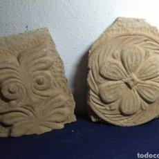 Antigüedades: ANTIGUAS Y BONITAS PIEZAS DECORATIVAS DE ESTILO MEDIEVAL ,. Lote 209787151