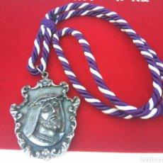 Antigüedades: MEDALLA PASO BLANCO LORCA-MURCIA STMO.CRISTO DEL RESCATE. Lote 209791152