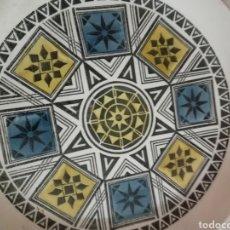 Antigüedades: VINTAGE BILTONS PLATE. PLATO DECORACIÓN. Lote 209803237