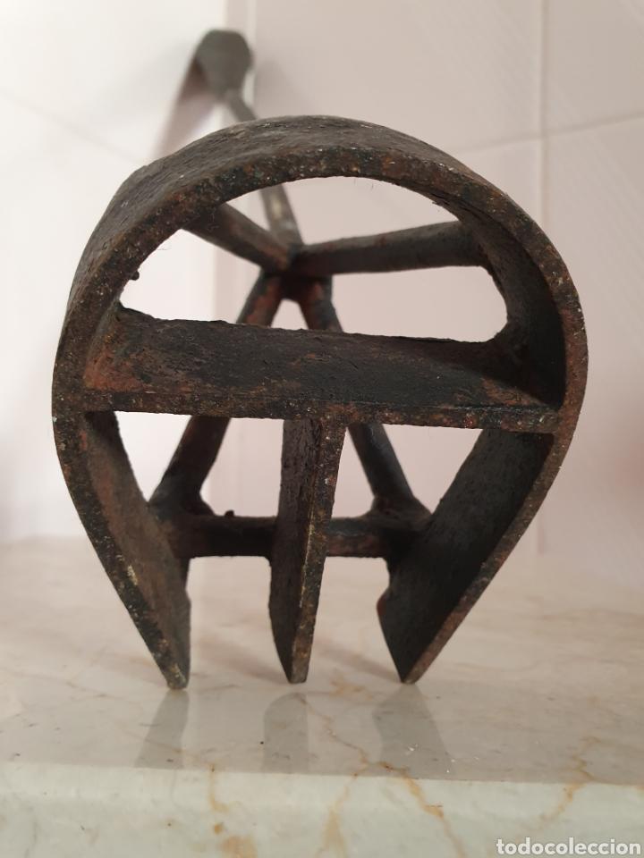 Antigüedades: ANTIGUO HIERRO DE MARCAR GANADO - Foto 2 - 209865896