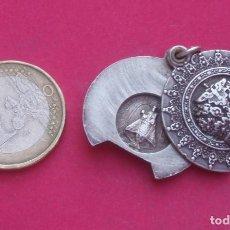 Antigüedades: PRECIOSA MEDALLA ANTIGUA CORONA VIRGEN DE COVADONGA. ASTURIAS.. Lote 209877426
