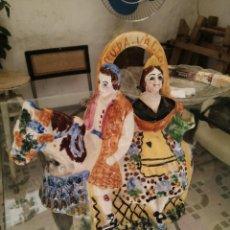 Antigüedades: BOTIJO MANISES GRUPA VALENCIANA. Lote 209943005