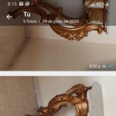 Antigüedades: CONSOLA ISABELINA. Lote 209960337