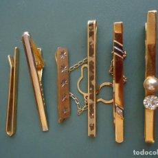 Antigüedades: SEIS PISA CORBATAS AÑOS 70.. Lote 209962030