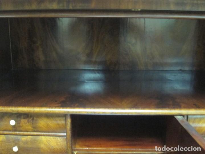 Antigüedades: Escritorio Biedermeier s XIX - Foto 10 - 210006967