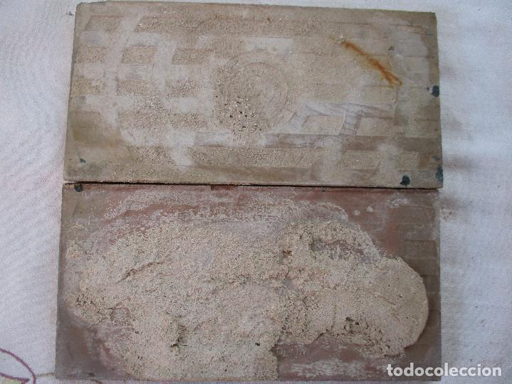Antigüedades: Pareja de azulejos Reflejos Ramos Rejano - Foto 3 - 210016047