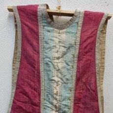 Antigüedades: ANTIGUA CASULLA PARA FESTIVIDADES MARIANAS. A1. Lote 210030148