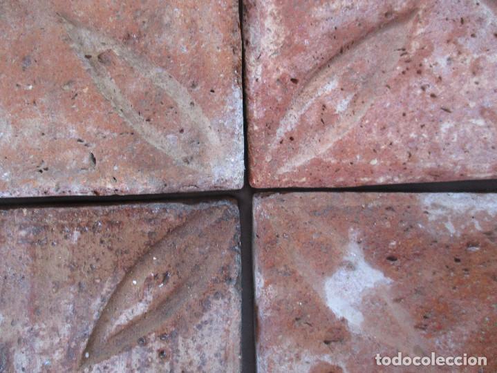 Antigüedades: Panel 4 azulejos barrocos Valencia - Foto 2 - 210064085