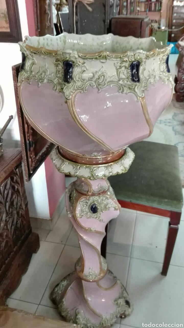 Antigüedades: Macetero roccoco para recoger en tienda - Foto 2 - 210094722