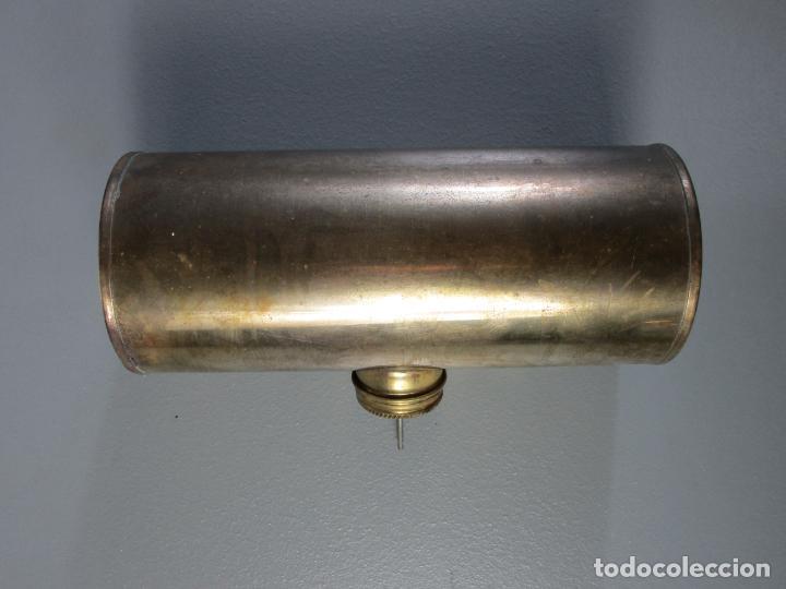 Antigüedades: Hornillo de Petróleo - Marca Irum, Mod B - Cocina Económica - con Instrucciones - Años 40-50 - Foto 7 - 210095615