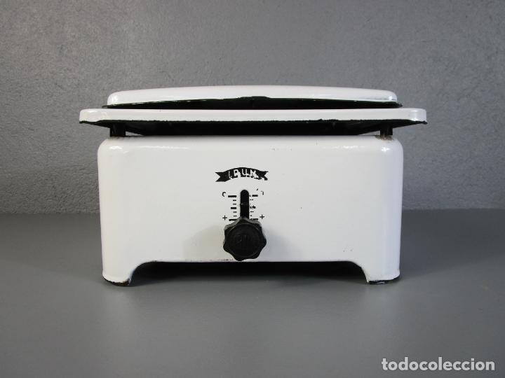 Antigüedades: Hornillo de Petróleo - Marca Irum, Mod B - Cocina Económica - con Instrucciones - Años 40-50 - Foto 23 - 210095615