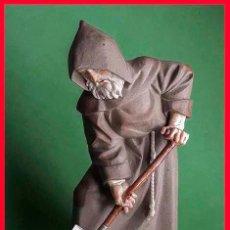 Antigüedades: MONJE / FRAILE FRANCISCANO ALGORA. Lote 207834696