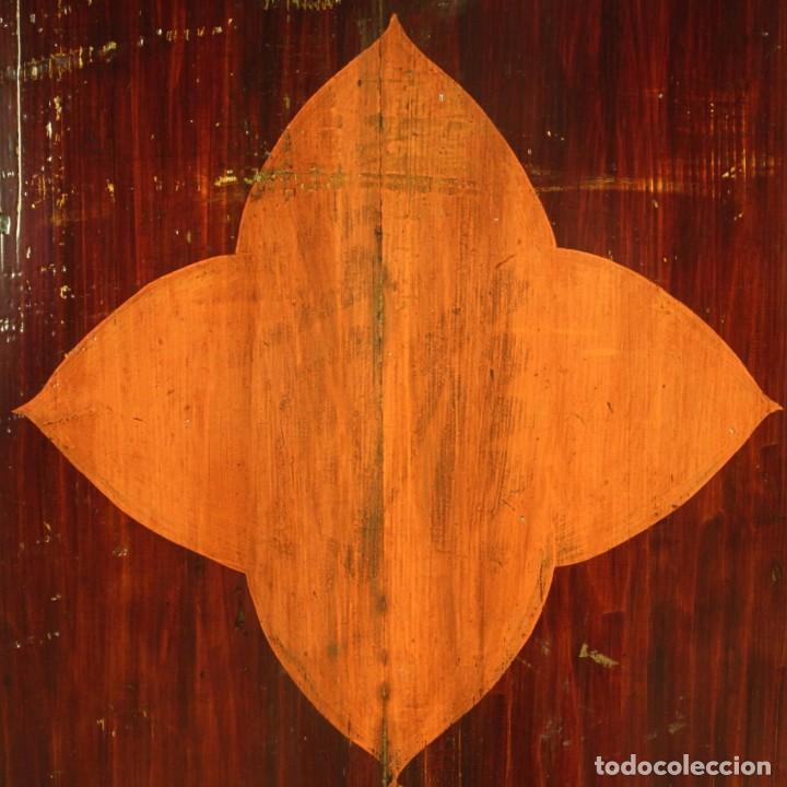 Antigüedades: Armario chino en madera exótica - Foto 5 - 210204472