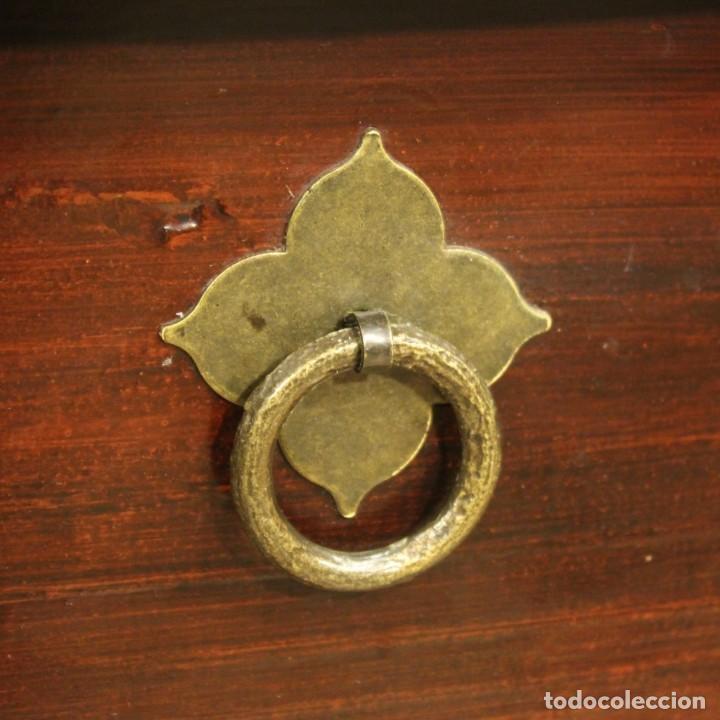 Antigüedades: Armario chino en madera exótica - Foto 8 - 210204472