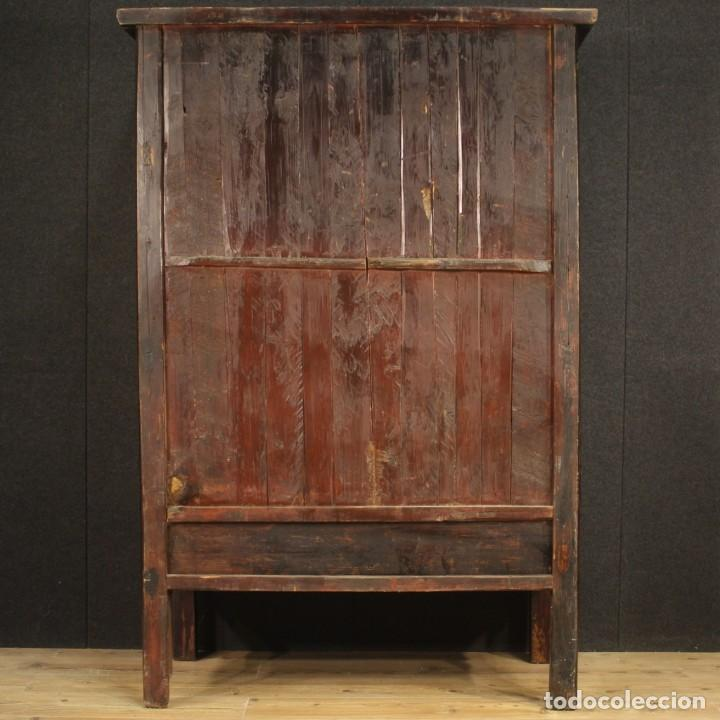 Antigüedades: Armario chino en madera exótica - Foto 10 - 210204472