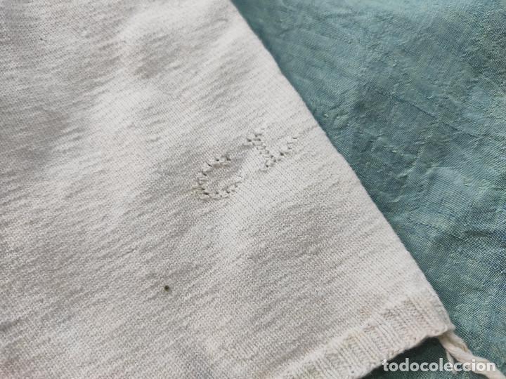 Antigüedades: Antiguas medias de algodón - Foto 4 - 210216540