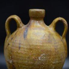 Antigüedades: CANTARO ACEITERA DE MALAGA DEL FRESNO (GUADALAJARA). Lote 210224375