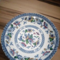 Antiquités: ANTIGUO PLATILLO PORCELANA WINDSOR W.R. MIDWINTER LTD ENGLAND,PRINCIPIOS SIGLO XX. Lote 210269755