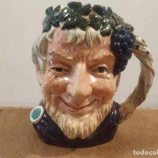 Antigüedades: JARRA ROYAL DOULTON - BACCHUS (BACO). Lote 210332113