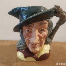 Antigüedades: JARRA ROYAL DOULTON - PIED PIPER (EL FLAUTISTA). Lote 210332466