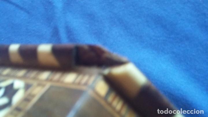 Antigüedades: caja joyero taracea granadina - Foto 6 - 210332920