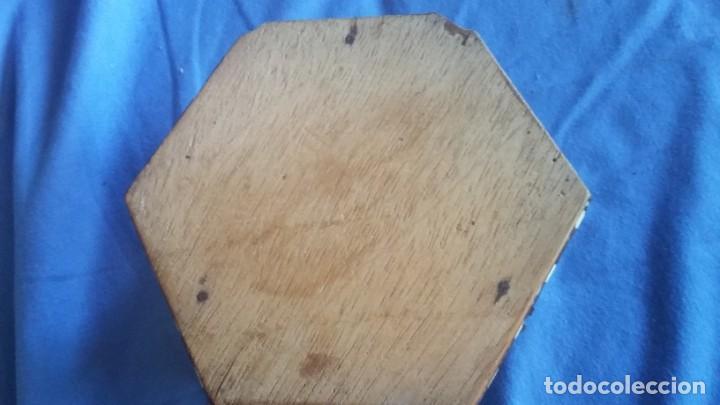 Antigüedades: caja joyero taracea granadina - Foto 9 - 210332920