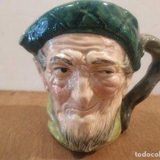 Antigüedades: JARRA ROYAL DOULTON - AULD MAC. Lote 210333173