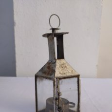 Antigüedades: FAROLILLO ANTIGUO. Lote 210333243
